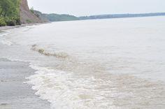 Beach at Lake Ontario