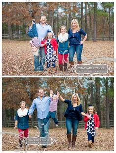 photo shoot, famili portrait, coordin color, famili photo, coordinating colors