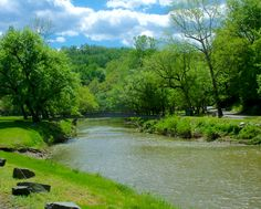 Pequea Creek Campground at Pequea, Pennsylvania