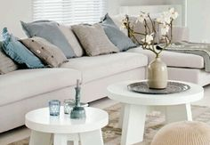 Spring colors in the Living room, VT wonen