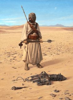 sand people - Trial of Skill (knowledge)