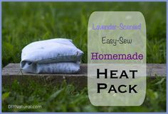 How to Make an Easy-Sew Homemade Heating Pad