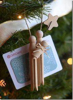 easy cute Christmas ornament