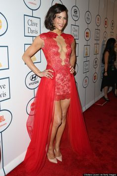 Paula Patton January 2014