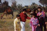 Qaddafi family photo