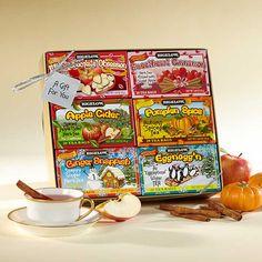 Bigelow Seasonal Tea Sampelr