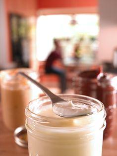Homemade condiments - mayo!
