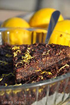 Prajitura cu nuci si migdale | Retete culinare cu Laura Sava