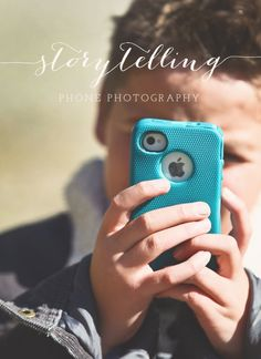 Sandy Utah photographer Carrie Owens gives tips about phone photography