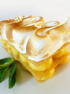 tarte citron this is one sexy looking dessert