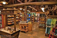 Meadow Trading Post at Fort Wilderness Campground