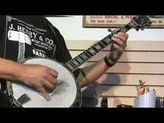 bonanza theme banjo (starts 1:30)
