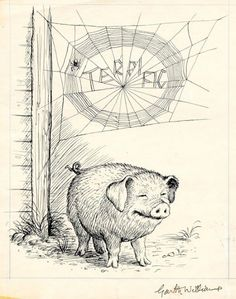 Charlotte's Web - Read it at least 100 times as a kid :)