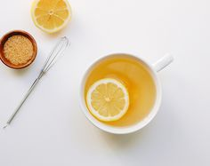 Lemon Ginger Detox Tea