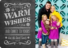 The House of Smiths - 2012 Christmas Card