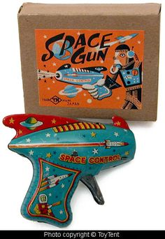Space Gun - made in Japan by TN