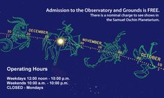 Griffith Observatory - Calendar of Events