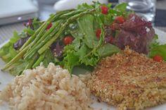 Quinoa hamburguer
