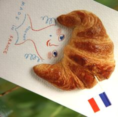 Made in France postcard