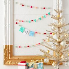 Christmas Garland in