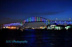 Harbor Bridge, Corpus Christi, Texas