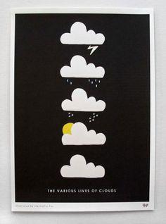 The Secret Lives of Clouds