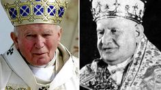 Canonization of John XXIII and John Paul II will be 'day of four popes'