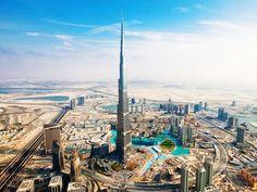Burj Khalifa. The magnificent centerpiece of DT Dubai. ♥_♥
