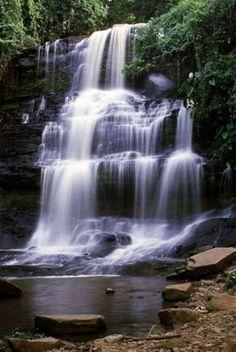 Kintampo Falls, Ghana