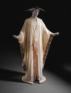 Erte (Romain de Tirtoff), Costume for Ganna Walska as Cio-Cio-San, 'Madama Butterfly', 1923