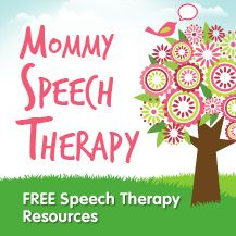 Love this blog that has a lot of Free Speech Therapy Resources!