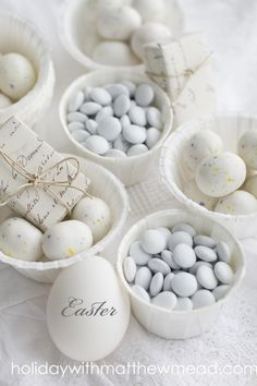 Wayside Treasures: White Easter {with Matthew Mead}