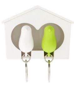 sweet little birds key holder http://rstyle.me/n/jes69r9te