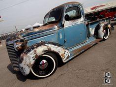 chevy rat truck