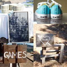 Ranch Rustic Wedding