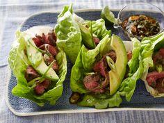 Light Tacos Recipe : Marcela Valladolid : Food Network - FoodNetwork.com