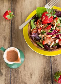 11 Healthy Salad Dressing Recipes