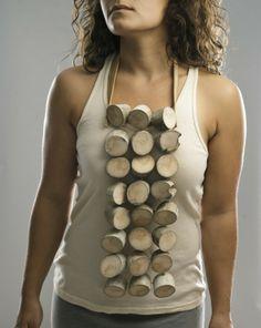 Ensemble on body by Kate Furman