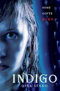 #CoverReveal Indigo  by Gina Linko. Expected publication: October 22nd 2013 by Random House Children's