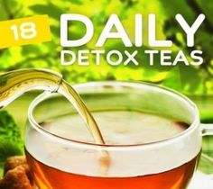 19 Extraordinary Everyday Detox Teas for Daily Cleansing. This can help your body get the nutrients and antioxidants it craves, all at a very minimal expense to your pocketbook, and without a lot of time and hassle.
