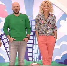 Τι Φορούσε: Μαρία Ηλιάκη Στο Δέστε Τους 10/04/2012 | The Trend Report