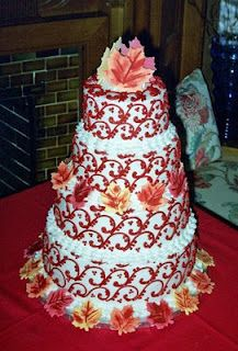Easy Fall Wedding Decorations