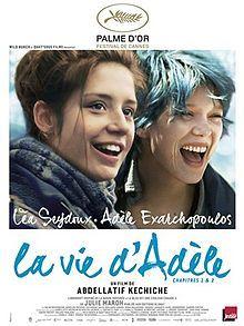Blue Is the Warmest Color (La vie d'Adèle - Chapitres 1 et 2), 2013