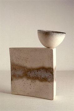 Ceramics by Jane Perryman at Studiopottery.co.uk - Balancing Vessels 26cm high