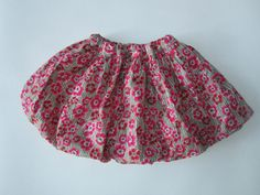 Bubble Skirt Tutorial with Free Pattern | Sew,Mama,Sew! Blog |