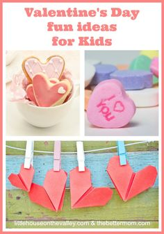 Valentines Day Kids Fun Ideas