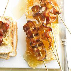 Honey-Pepper Bacon Pops