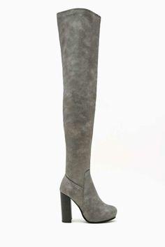 Jeffrey Campbell Kitsap Thigh High Boot