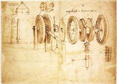 Leonardo Da Vinci - Sketch