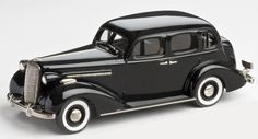 Brooklin Models Lansdowne 1/43 scale model of the 1936 Buick Special 4-Door M-41 diecast in white metal with photo-etched details. £72.99